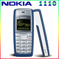 1110 original del teléfono móvil nokia 1110 1110i abrió el teléfono móvil barato antiguo clásico teléfono móvil garantía de 1 año envío gratis