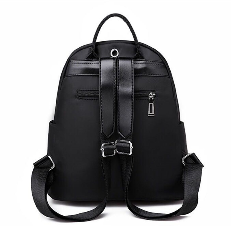 2019 New Fashion Woman Backpack High Quality Youth Oxford Backpacks for Teenage Girls Female School Shoulder Bag Bagpack mochil in Backpacks from Luggage Bags