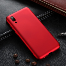 For Vivo NEX S A Case Ultra Thin Slim Back Hard Plastic Covers Plain Bags Business Skins Shell for Bumper Funda