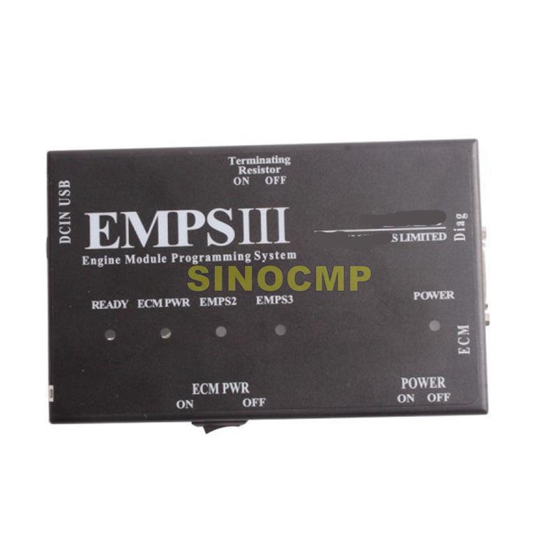 V2012.5 EMPSIII Engine Diagnostic Tool for ISUZU EMPS 3 Truck Programming Plus with Dealer Level Diagnostic Tools