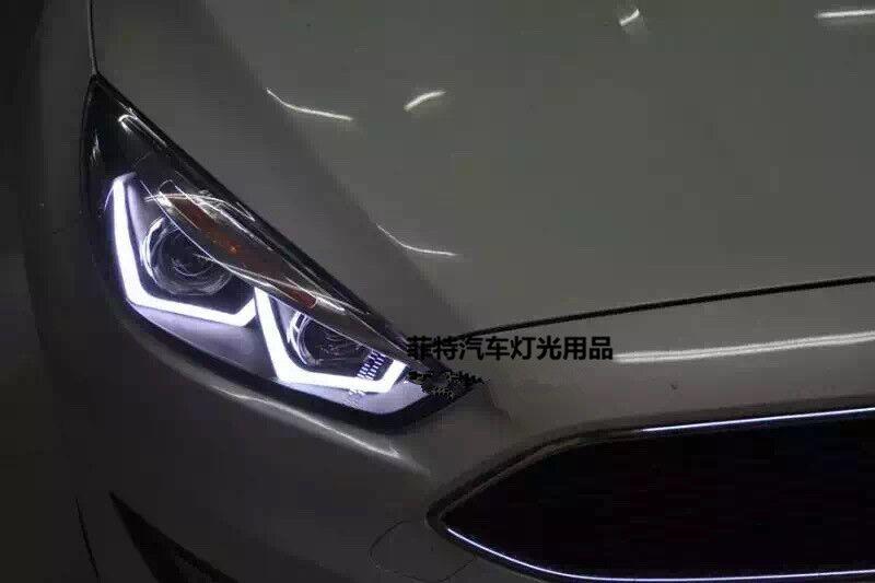 Fett Lights For Ford Focus Headlights 2015 New Focus Led