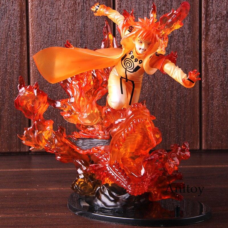 NARUTO Action Figure Minato Namikaze Figure Kizuna Relation PVC Collectible Model Toy
