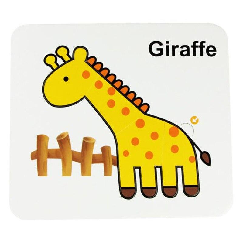 20cm Jirafa Giraffe Girafe Africa Madera decoraci/ón Pulsera Amuleto de la Suerte
