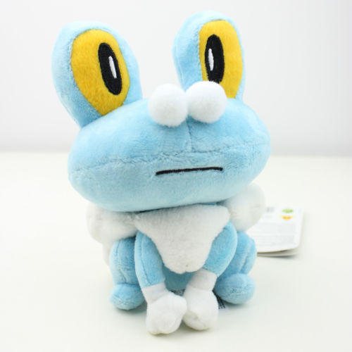 17cm Doll Froakie Plush Doll Toy Stuffed Dolls Good Gifts For Children