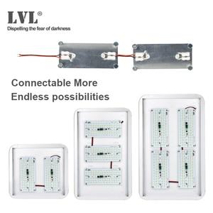 Image 2 - LED Modul 10W 220V 230V Kein Flimmern rechteck Led Panel Licht für ersatz lampe quelle rohr