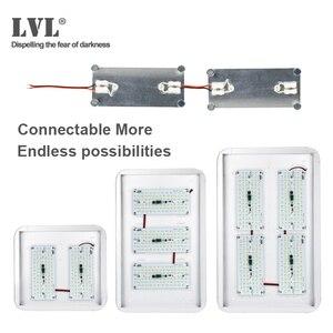 Image 2 - LED Module 10W 220V 230V No Flicker rectangle Led Panel Light for replacement lamp source tube