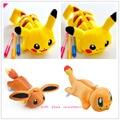NEW Pikachu Design , 25CM Approx. Pikachu Coin Purse Bag , Plush Coin Pencil BAG ,  Pikachu Coin Wallet Pouch BAG Case