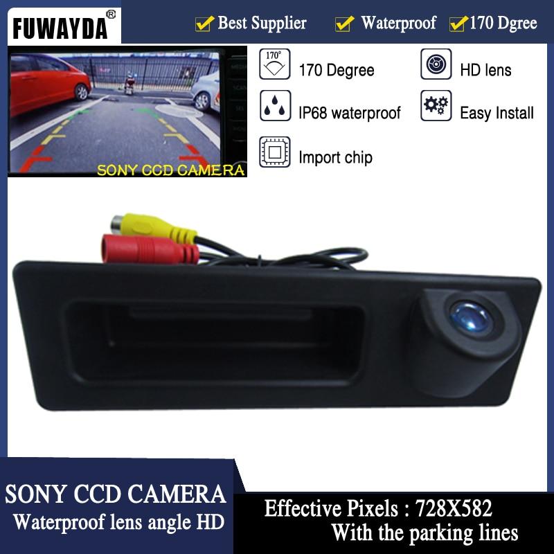 FUWAYDA Night Vision 170 '' Լայն դիտում Անկյուն - Ավտոմեքենաների էլեկտրոնիկա - Լուսանկար 1