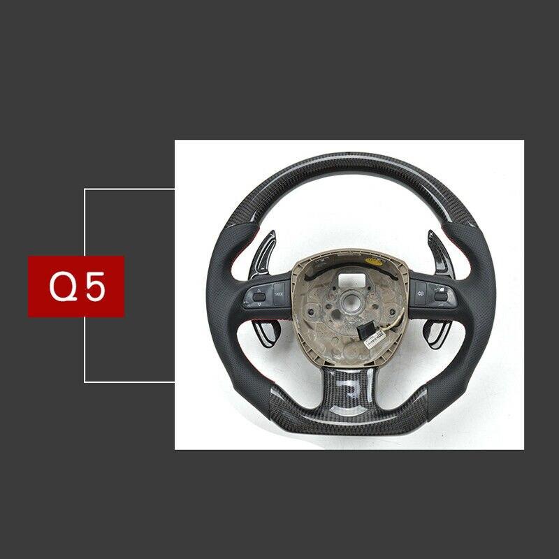 informafutbol.com Carbon Fiber Gear DSG Steering Wheel Paddle ...
