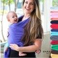 2016 Amamentar Infantil Multifuncional Estilingue Mochila Macia Envoltório Portador de Bebê Hipseat Canguru Mochila 0-3 Anos de Algodão Respirável