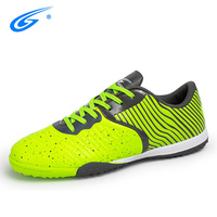 Breathable Men Football Boots Kids Indoor Shoes Soccer Artificial Grass Ground AG Professional Soccer Cleats