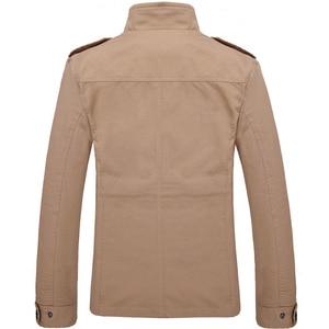 Image 4 - FGKKS marque de mode hommes vestes minces 2020 automne mâle haute qualité décontracté hommes couleur unie vestes manteaux