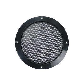 2PCS 6 5 inch Black Speaker Grill mesh Car dedicated Mesh enclosure