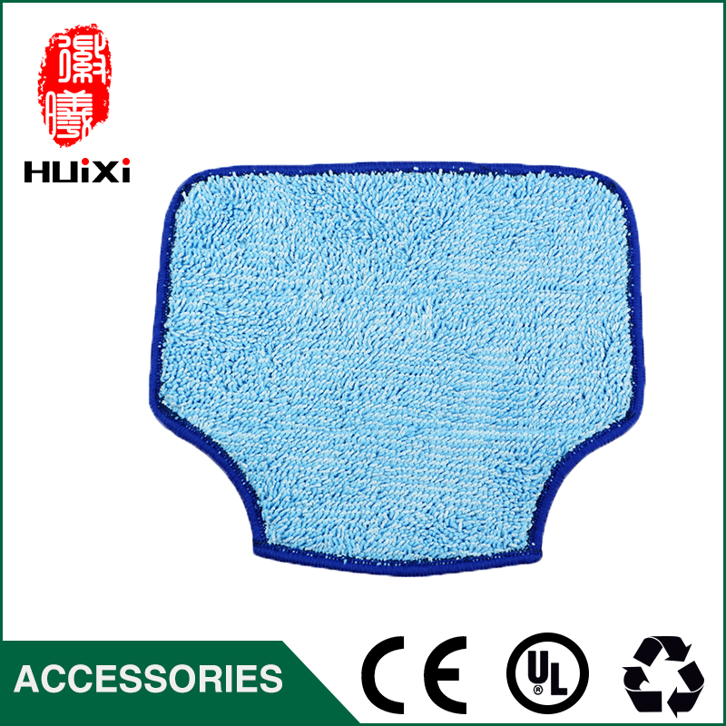 Blue Cleaner Mopping Cloth Durable Newest for BotVac 75 80 85 D85 D80 D75 Vacuum Cleaner Parts to Home Cleaning