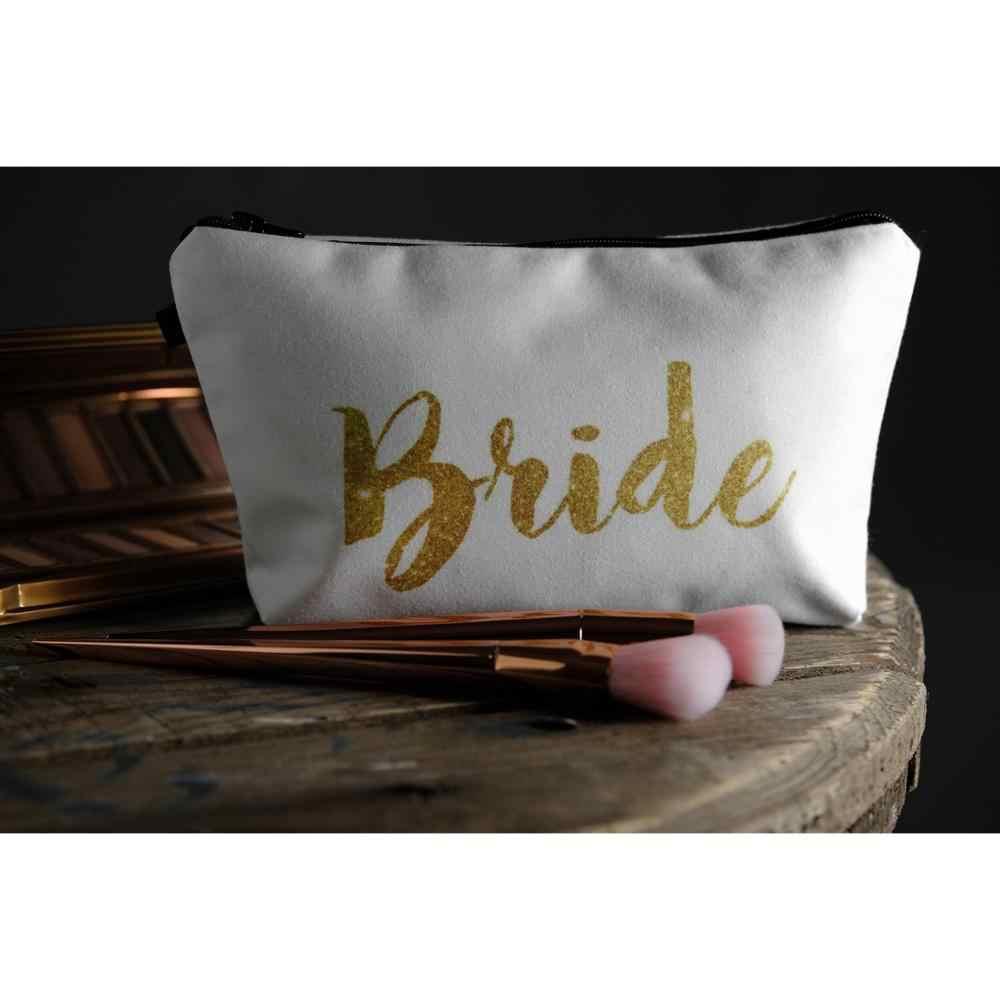 チーム花嫁部族メイクギフトバッグ花嫁介添人提案する結婚式独身編ナイトパーティーブライダルシャワーの装飾の好意