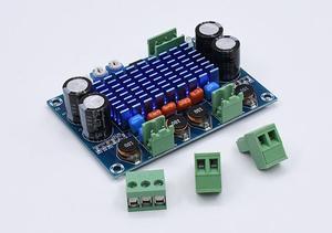 Image 5 - XH M572 TPA3116 D2 2*120 W yüksek güç dijital HIFI amplifikatör kurulu Ses AMP