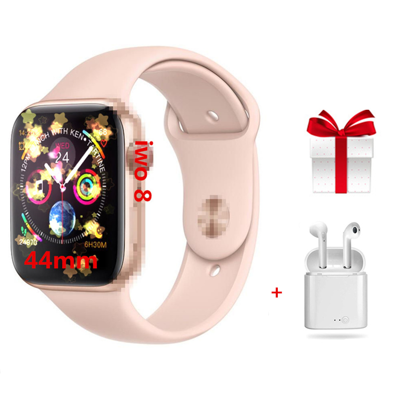 Iwo 8 smartwatch Luxury SmartWatch case for apple iPhone Android Smart phone heart rate monitor pedometor (Red Button) fast shipIwo 8 smartwatch Luxury SmartWatch case for apple iPhone Android Smart phone heart rate monitor pedometor (Red Button) fast ship