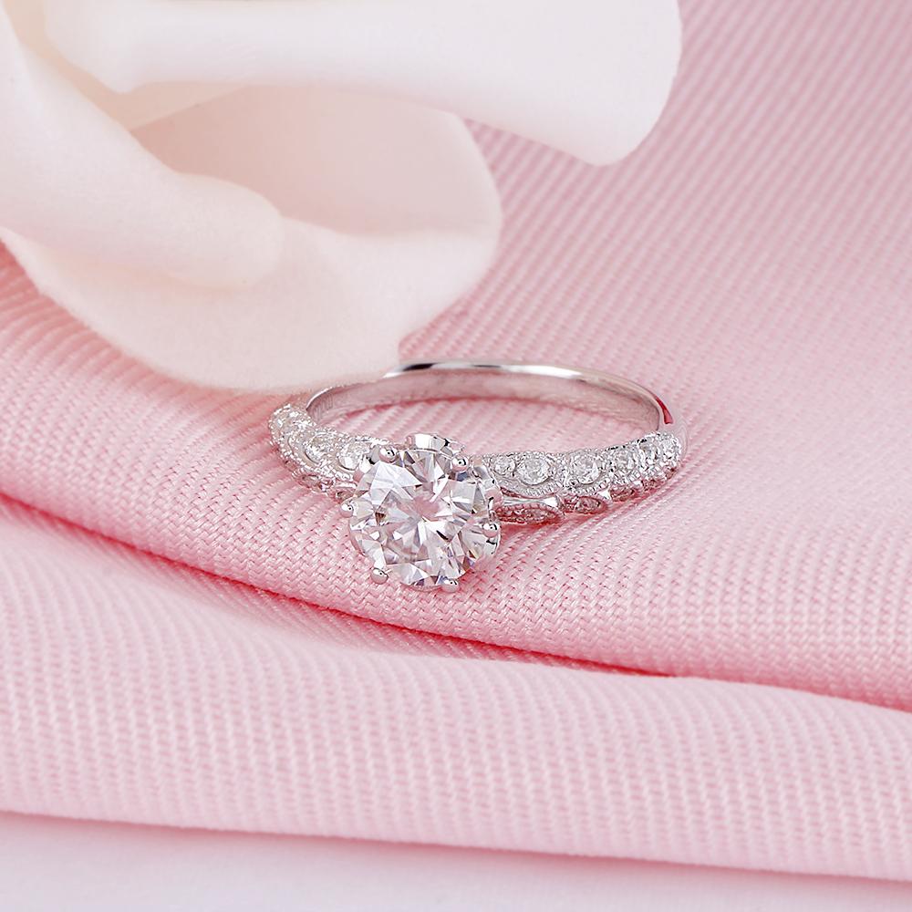 gold engagement ring for women (11)