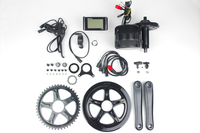 Bafang BBS02 48V 750W Ebike Electric Bicycle Motor 8fun Mid Drive Electric Bike Conversion Kit