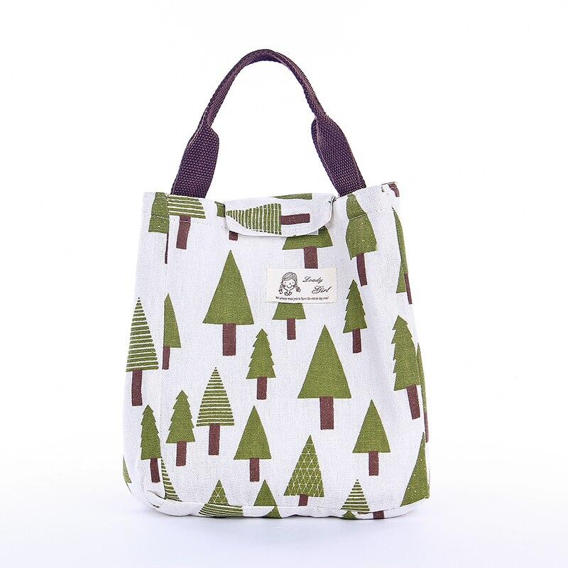 IUX Cute Animal Printed Female Shopping Tote Bag Big Canvas Handbag - Պայուսակներ - Լուսանկար 4