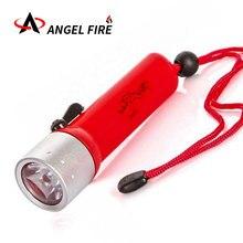 Светодиодный фонарь для дайвинга подводный светильник Q5 светодиодный водонепроницаемый фонарь для дайвинга 1800LM приведенный в действие 4xAA батарея