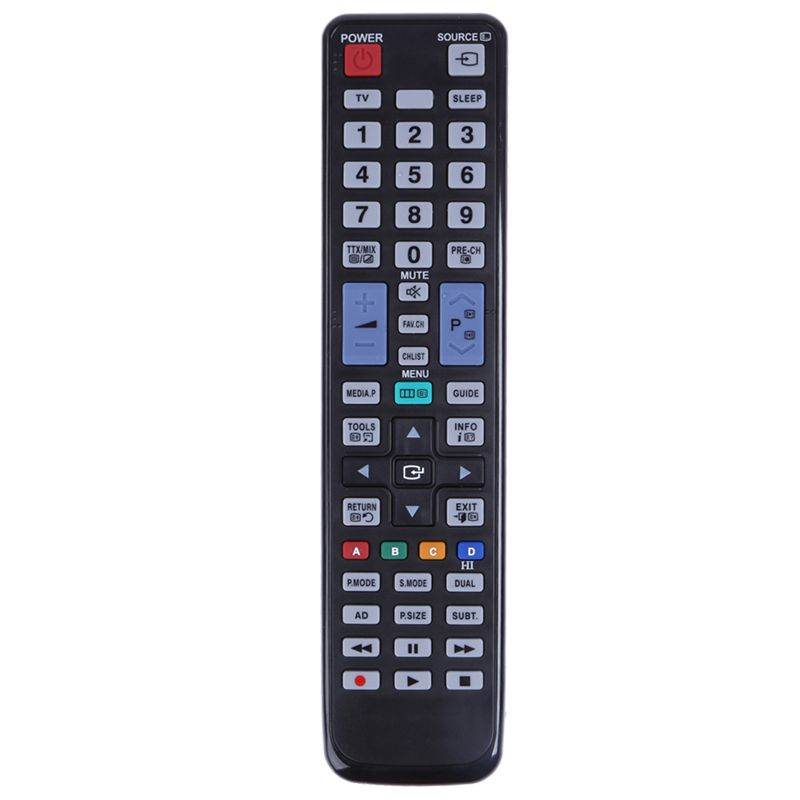 ALLOYSEED Universal Replacement TV Remote Control For Samsung BN59-01014A AA59-00508A AA59-00478A AA59-00466A 433MHz Controller tv remote control for samsung remote control aa59 00784c un55f8000bfxza un60f6350 un60f6350af 3d smart tv fw1s
