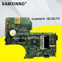 Original N71JA motherboard For Asus N71J REV2.0 Mainboard Support i3/i5/i7 Processor HD5730 1GB 216 0772003 100% Tested S 6