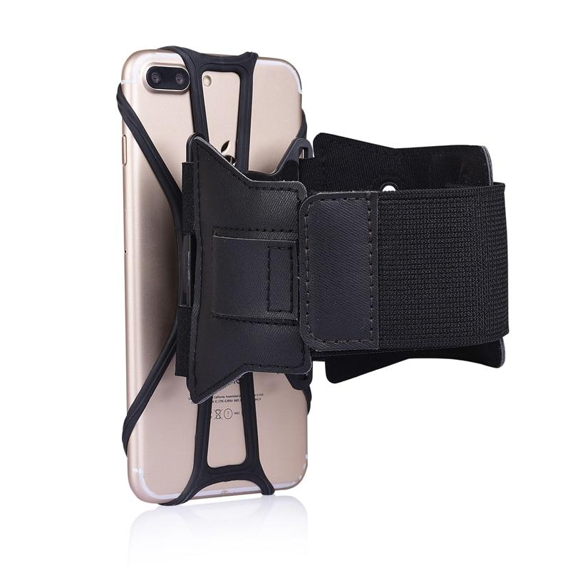 Funda Universal Con Clip Para Brazo Para Teléfono Móvil Iphone Xs Max Funda De Araña Deportiva Para Correr Al Aire Libre Para Samsung S10 Plus Huawei P30 Pro Brazaletes Aliexpress