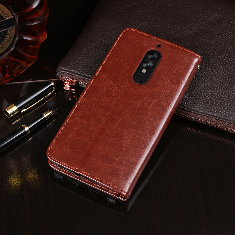 Case For Umidigi S2 Lite Case Cover High Quality Flip Leather Case For Umidigi S2 Lite Cover Capa Phone bag Wallet Case