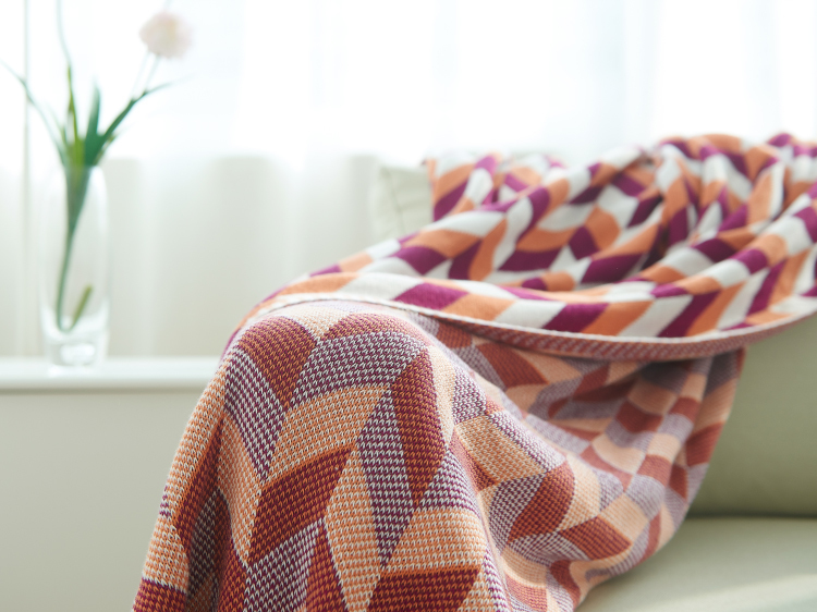Aliexpress Com Buy Dunxdeco Blanket Cotton Knitting