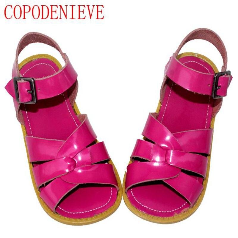 COPODENIEVE Këpucë për fëmijë sandale për stilin e djemve - Këpucë për fëmijë - Foto 3