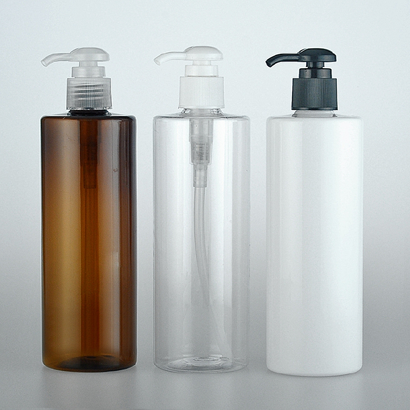 Free Shipping 30pcs/lot 250ml  Pump Bottle Emulsion Bottling Cosmetics Packaging Bottle  PET Plastic Bottle