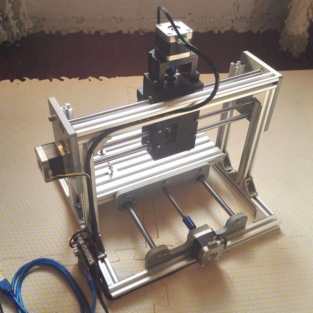DIY Engraving Machine CNC Strengthening The Introduction Of Aluminum Frame Laser Engraving Machine
