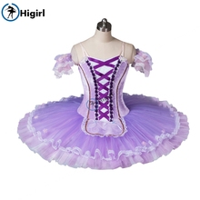 Purple  professional tutu ballet costume adult tutu,red for sale