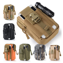 Hot outside Molle Bags Men's casual Casual Waist Pack Purse Mobile Phone Case for Phone