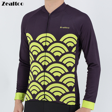 Winter Thermal Fleece Pro Long Sleeve Cycling Jersey Spring Mtb Cycling Clothing Bicycle Maillot Ropa Ciclismo Sportwear Clothes music sleeve cycling jersey mtb piano cycling clothing bicycle maillot ropa ciclismo sportwear bike clothes 7203