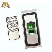 Inteligente Leitor de Controle de Acesso Por Impressão Digital Leitor de Controle de Acesso Porta Standalone M90 Leitor de Impressão Digital À Prova D' Água|Leitores de cartão de controle| |  -