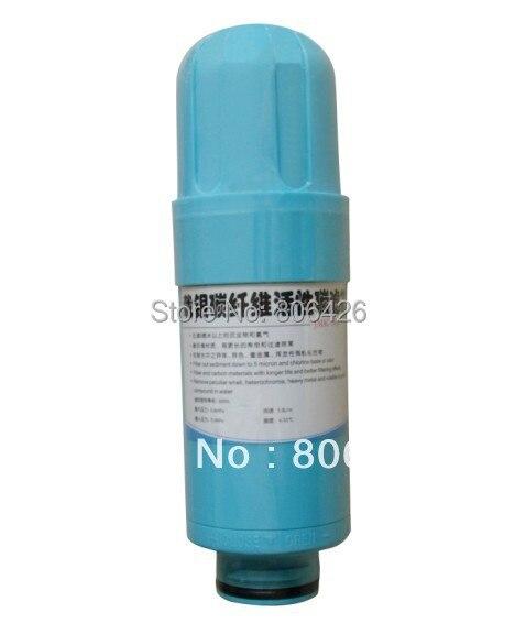 Бесплатная доставка Тайвань сделал Ионизатор Воды Фильтр замена-серебро переноски углерода для модели QWI-005/007/011