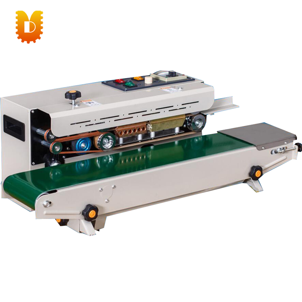 self automatic continual sealing machine food sealer for composite film aluminium foil bag цены