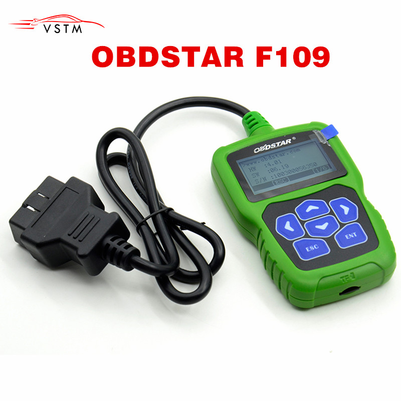 OBDSTAR F109 for SUZUKI pin code Calculator with Immobiliser Odometer Function F109 for Calculating 20 4 Digit pin code Auto Key-in Auto Key Programmers from Automobiles & Motorcycles
