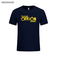 Have You Tried Turning It Off And On Again? Funny Printed T Shirt Mens Summer Casual Geek Nerd Top Tees Camisetas Masculina
