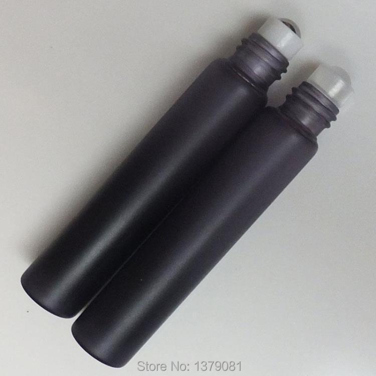 10 ml Glas Tinte Farbe Parfüm Roller Ball auf Flasche Glasperle, - Hautpflege-Werkzeug - Foto 4