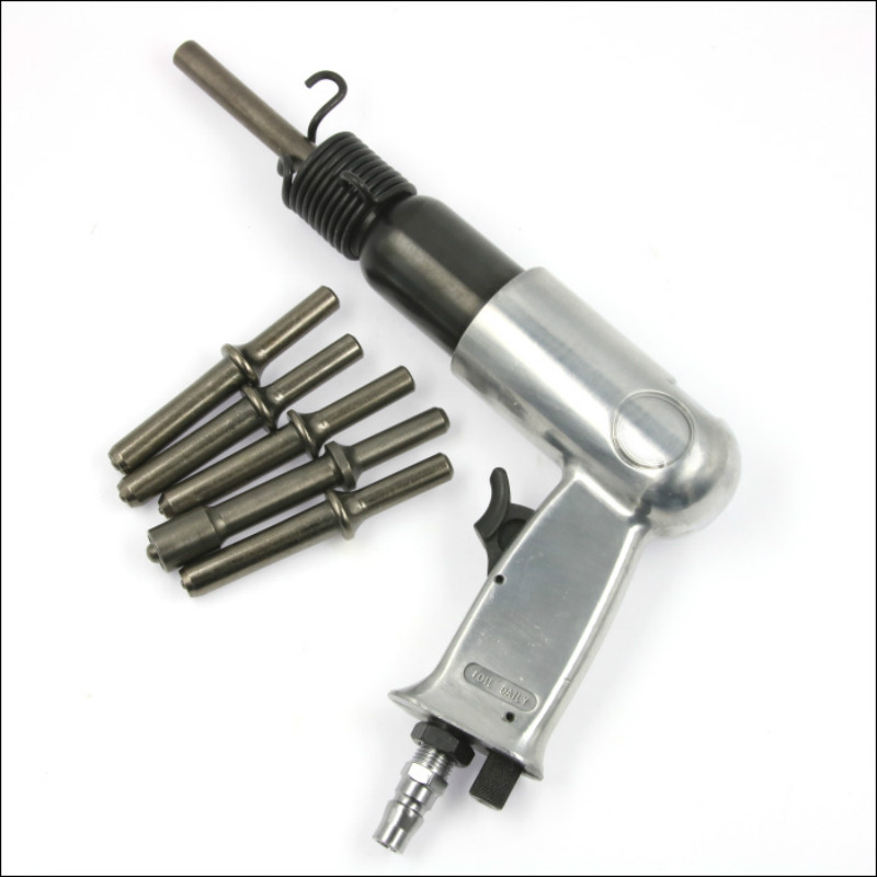 Pneumatic Air Riveter Gun Air Rivets Tools For Solid Hollow Rivets Riveting Tools