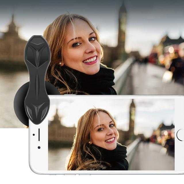 APEXEL Professional phone camera Lens 3X HD SLR telescope Portrait lens bokeh for iPhone 8/7 plus Xiaomi more smartphone 65mm 2