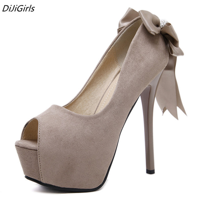 Shoes For Women Stiletto Heel Peep Toe Pumps Dress Black Beige