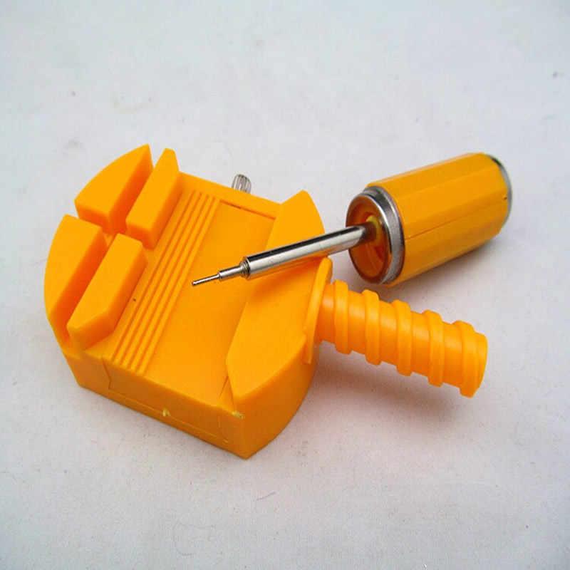 שימושי צפו בנד רצועת קישור פין Remover כלי תיקון עם חומר פלסטיק כחול