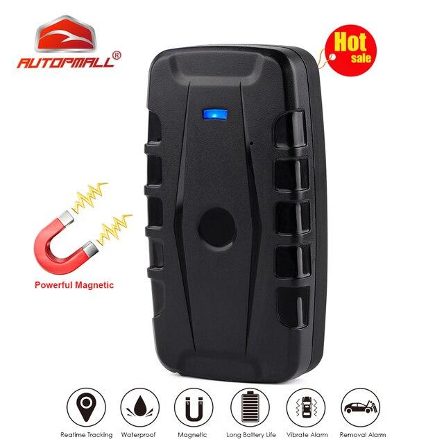 Araba GPS izci Rastreador LK209E su geçirmez mıknatıs 6000mAh araba takip cihazı damla şok Alarm ses monitörü ücretsiz APP PK TKSTAR TK905
