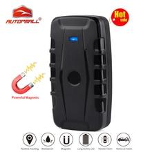 รถ GPS Tracker Rastreador LK209E กันน้ำแม่เหล็ก 6000mAh รถ Tracker DROP Shock ALARM Voice Monitor ฟรี APP PK TKSTAR TK905