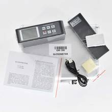 Multi-Angle Gloss Meter Tester 20/60/85 Degree Measuring Angle 0.1-200GU GM-200 Glossmeter Stone Tile Paint Ink