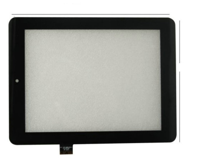 ФОТО Black New touch screen digitizer glass panel Sensor replacement 8